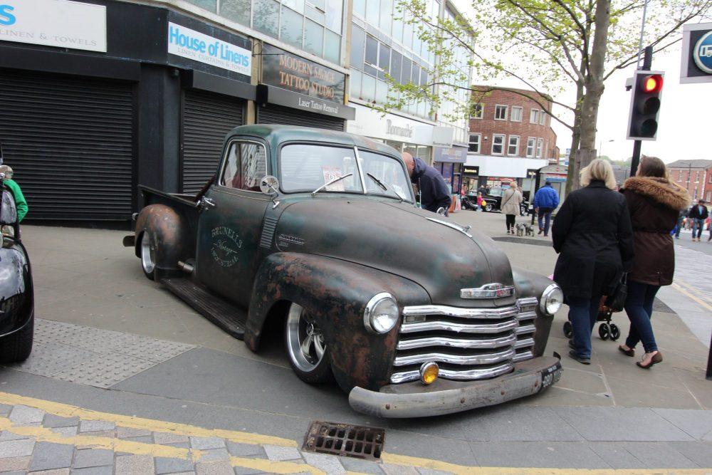 Wakefield Street Car Show 17