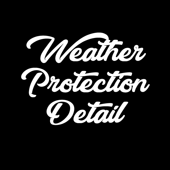 WEATHER PROTECTION DETAIL