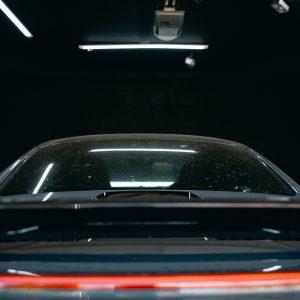 Porsche 911 Dirty Back Window